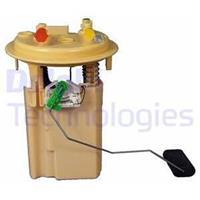 peugeot Sensor, brandstofvoorraad