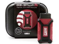 HEX Hex GS-911 WiFi Profi 80215 Motorfiets diagnosetool OBD2 Licensie voor: 10 voertuigen