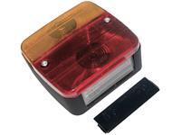 TFA Auto 88102 Aanhangerverlichtingsset Remlicht, Achterlicht, Knipperlicht, Kentekenverlichting Achter, Rechts, Links