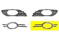 mercedes-benz MISTLICHTRING Avangarde Chrome LINKS