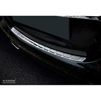 mercedes-benz RVS Achterbumperprotector Mercedes E-Klasse W213 Sedan 2016-Ribs'