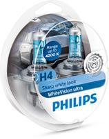 WhiteVision ultra PHILIPS, H4, 12 V