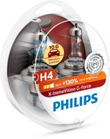 X-tremeVision G-force PHILIPS, H4, 12 V