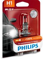 X-tremeVision G-force PHILIPS, H1, 12 V
