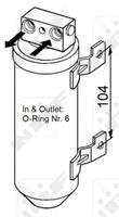 NRF Droger, airconditioning , 63 mm