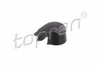 TOPRAN Kap, koplampwisserarm , Zwart, Achterruit