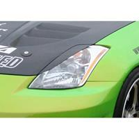 chargespeed Charge Speed Koplampspoilers NI 350Z Z33 FRP CS 0560