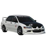 chargespeed Charge Speed VSpoiler MT Lancer EVO 8 CT9A CS 4006
