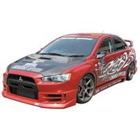 chargespeed Charge Speed VSpoiler MT Lancer Evo X CZ4A HalfT CS 4019