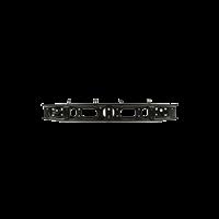 vaico Dwarsdrager VW,SEAT V10-2107 165807193,165807193A,1H0807193 Drager, bumper 701807193,7M0807181A,165807193,1H0807193,701807193,7M0807181A