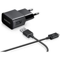 Samsung Reislader Micro USB 2.0A Zwart