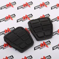 automega Pedaalrubbers VW,AUDI,SEAT 120040410 321721173,6X0721173A,321721173 Pedaalvoering, rempedaal 6X0721173A,321721173,6X0721173A,321721173