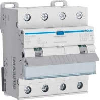 HAGER ADX482D - Earth leakage circuit breaker C32/0,03A ADX482D
