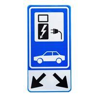 EV-BOX Accessoires - Parkeerbord 265013