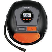 osramauto Osram Auto Compressor OTI450 12V-adapter voor kabelgebruik, Digitaal display, Snoeropbergruimte / opname, Met werklamp, Overbelastingsbeveiliging