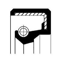 Corteco Afdichtring, brandstofpomp 12010819B