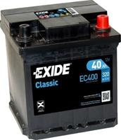 Exide Accu Classic EC400 40 Ah EC400