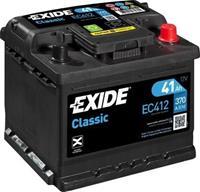 Exide Classic Accu EC412 41Ah EC412