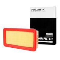 RIDEX Luchtfilter HYUNDAI 8A0157 281131C000