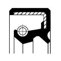 Corteco Afdichtring, brandstofpomp 12011122B