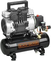 Black+Decker B2BB104BND359 Compressor - Olievrij - 8bar - 750W