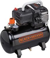 Black+Decker NKBN304BND309 Compressor - Olievrij - 1100W - 10bar - 12L