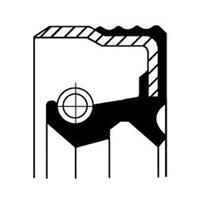 Corteco Afdichtring, brandstofpomp 12019583B