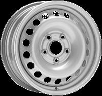 ALCAR STAHLRAD 4865 Silver