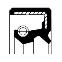 Corteco Afdichtring, aandrijving snelheidweergave 01033982B
