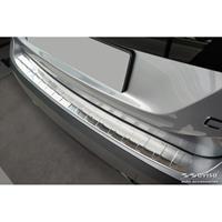 Avisa RVS Achterbumperprotector passend voor Citroën C4 & e-C4 2020- 'Ribs' AV235759
