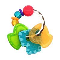 Infantino Slide & Chew Keys Bijtring