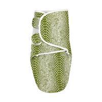 Meyco Snake Swaddle Inbakerdoek Avocado 0-3 Mnd