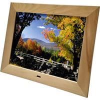 Braun Phototechnik DigiFrame 1587 8GB Digitale fotolijst 38.1 cm 15 inch 1024 x 768 Pixel 8 GB Beuken