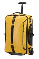 samsonite Paradiver Light Duffle Wheels 55 Strict Cabin Yellow
