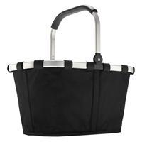 Reisenthel Carrybag Boodschappenmand - Polyester - 22L - Zwart