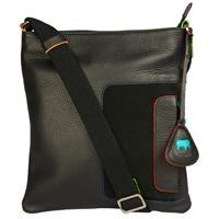 mywalit Havana Top Zip Bag black/pace