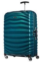 samsonite Lite-Shock Spinner 75 Petrol Blue