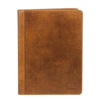 Burkely Bing Vintage Schrijfmap 487022 Cognac