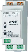 Homematic M-Cab RS485-switch actuator 2-channel, DIN rail mount