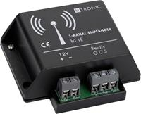 H-tronic 1-kanaals ontvanger HT1E 1618260 Schakelvermogen 230V/5A of 24VDC/5 A