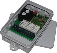 Svsnachrichtentechnik 3-kanaals draadloos systeem voor aansluiting op 230 V 00373.93 Bereik max. (in het vrije veld) 1000 m Schakelvermogen 230 V/AC/6 A of 30 V/DC/5 A