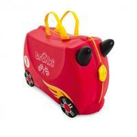 Trunki Kinderkoffer - Politieauto Percy - Kleurrijk