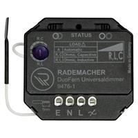 WR Rademacher - Rademacher DuoFern 35140462 Universele dimactor Inbouw 1-kanaals Bereik max. (in het vrije veld) 100 m