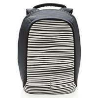 XD Design Bobby Compact anti diefstal rugzak zebra print