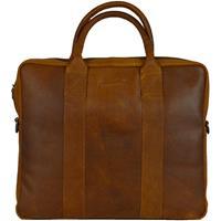 DSTRCT Limited Edition Laptoptas 13,3 inch 018197 Cognac