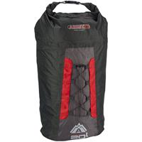 Abbey rugzak All Weather Bag in a Sac 20L zwart/rood