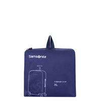 Samsonite Accessoires Foldable Luggage Cover XL midnight blue Kofferhoes