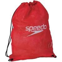 Speedo zwembadtas Equipment 35 liter polyester rood