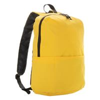 XD Collection rugzak casual 10 liter polyester geel