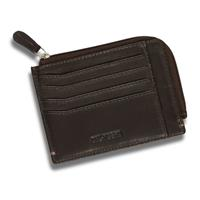 Dal Negro pashouder en portemonnee Rfid 11 x 9 cm leer bruin